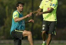 Kaka i Neymar JR
