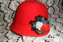 Valga, punaynen@yandex.ru / Броши, делаю вручную из кожи,ткани,натуральных камней.