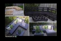 Backyard escape