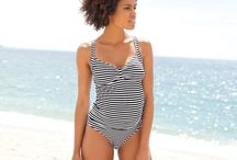 Summer Stripes / Always in style, stripes are a maternity favourite!