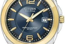 Men's Citizen Watches / Citizen watches master the balance of style, functionality, practicality and quality. From large and bold faces, to sporty looks and stainless steel pieces for the office, Citizen offers a timepiece for all.