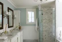 Bathrooms / by Ashley Jarzombek