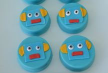 Boy Birthday Party Ideas & Themes / Boy's birthday party ideas  --   cakes, decorations, party foods and favors. See more party ideas at CatchMyParty.com.