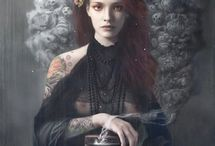 Favorite Artists - Tom Bagshaw / Illustration / Digital Art / Digital Painting
