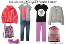Girl Style / Looks and gear for girls, specifically curated for my nieces. :)