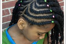 Beauty: Little Girl Hairstyles / by Antionette Morrow