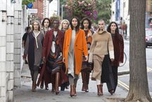 Jigsaw   London Fashion Week / Our A by Jigsaw collection as debut at London Fashion Week