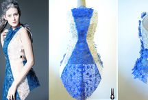 3D Fashion Printed