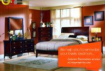 Interior Designer / Take a look, All modern #InteriorDesign properties.