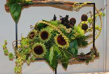 virag dekorok  - aranjamente florale