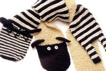 invierno crochet / by julia lenve