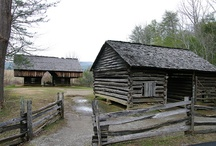 smokey mountains/cades cove / by Ron Moyers