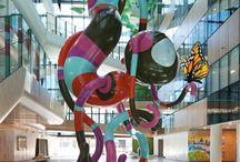 Art in Hospitals