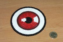 My Hama Beads / My own Hama Beads projects.