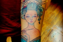 Tattoo / Cool tattoos by greats tattoer / by Mpache Soberans