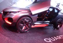 Le Mondial de l'auto by Qarson / Découvrez notre TOP 10, n'hésitez pas à le partager!