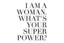 Woman, lady