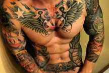 Chest Tatoos