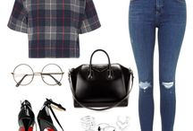 My Polyvore Finds / my looks and my favorite objects