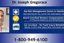 New York Pain Doctors / New York pain management practice which emphasizes the prevention, diagnosis, and treatment of disorder related to nerves, muscles and bones. Workers Compensation accepted. http://www.painandinjury.com