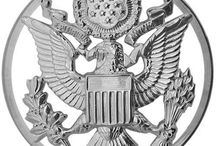 United States USAF Qualification Badges
