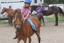 "2012 Summer Camp June 4-8 / First week of our ""Crazy Bout Horses"" Summer Camp.  June 4-8.  Check out some of the highlights!"
