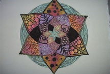 Zentangle and Doodles / by Susan Russell-Hamilton
