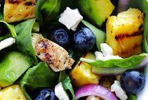 Salads / by Joanna Clarkson