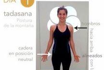 50 Días 50 Posturas Yoga
