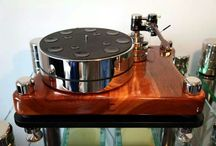 High end turntables
