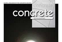 Concrete, December 2015 / Concrete December 2015 includes features on: Car Parks, Testing Concrete, Aggressive Environments/Durability, Construction Chemicals, Tunnels and Tunnelling, Equipment, High-Rise Construction, Building Information Modelling, Society Awards Review.