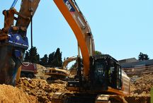 Macchine in giro per l'Italia / Foto di macchine per le costruzioni, la demolizione e la cava che sono piaciute alla redazione di goWEM!
