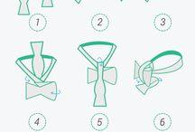 Batterfly tie