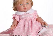 Infantil (Muñecas de goma, bolsitos,...) / Muñecas de toda la vida para niñas de hoy y complementos