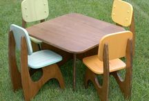 Children's Wood Projects