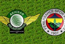 Akhisar 0 - 3 Fenerbahçe Maç Sonucu (GENİŞ ÖZET)