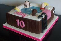 Birthday cake ideas for girl