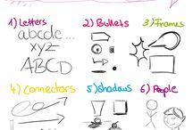 Sketchnotes & Lettering