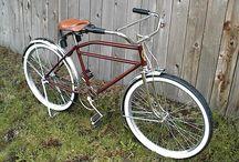Bicycles Emblem/Pierce/Greyhound/Erie,     Angola N.Y.