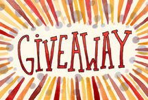 GiveAways / Click here to get details on current giveaways!