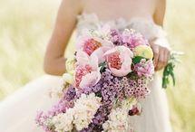 Brudebukett / Wedding flowers