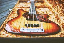 Rob Allen Guitars / My Rob Allen basses!