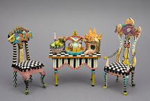 Miniatures: Furnishings / by Samantha Murray