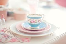 Lovely teacups & pots..... / by Steph Francis