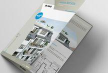 BK IMMO | Imagefolder, Slogan, Webdesign, Print by Big Pen