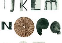 Fonts - Letters