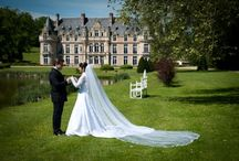 Wedding in a French Chateau / Ideas for a wedding in a French Chateau.