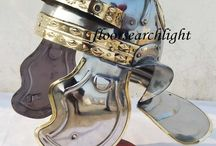 Roman Helmet for Medieval Collection