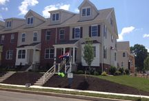 Williamson Square / A community with 20 townhomes and 8 twin homes located in the heart of Lansdale Borough, Montgomery County, PA