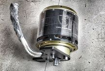 colossus 2014. liquid cooled outrunner / Bldc motor above 12 kW continious lower , 25 Nm , 70 kV (5880rpm on 84v)